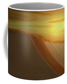 Coffee Mug featuring the photograph Desert Heat 3 by Jennifer Muller