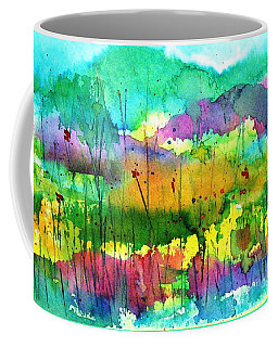 Desert In The Spring Coffee Mug