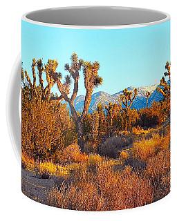 Desert Mountain Coffee Mug by Gem S Visionary