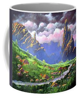 Desert Mountains Coffee Mug