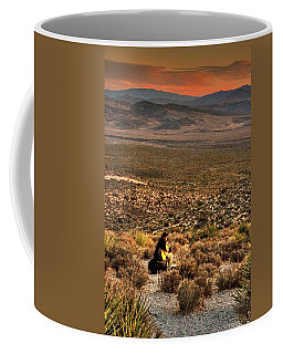 Desert Music Coffee Mug