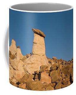Desert Rock Garden Coffee Mug
