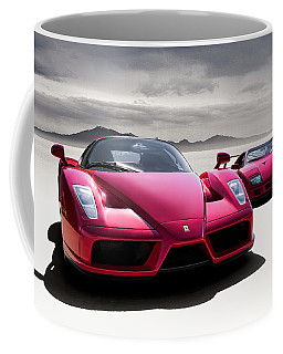 Desert Showdown Coffee Mug