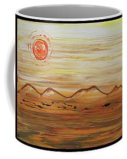 Desert Sun Coffee Mug