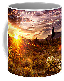 Desert Sunshine  Coffee Mug