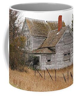 Deserted House Coffee Mug by Mary Carol Story