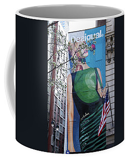 Desigual Coffee Mug by Alice Gipson