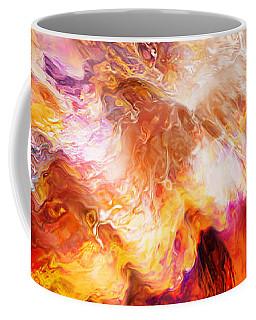 Desire - Abstract Art Coffee Mug