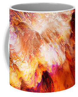 Desire - Abstract Art Coffee Mug