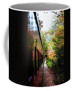 Coffee Mug featuring the photograph Destination by Faith Williams