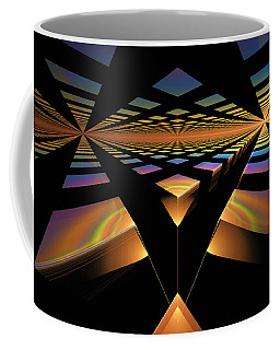 Destination Paths Coffee Mug by GJ Blackman