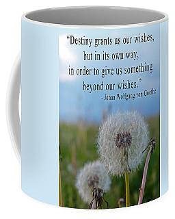 Destiny Wish Makers Coffee Mug