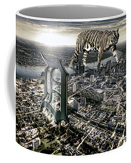 Detroit Coffee Mug