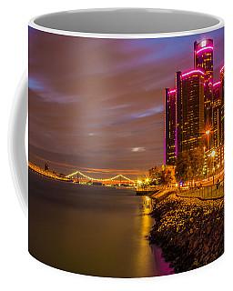 Detroit Riverwalk Coffee Mug