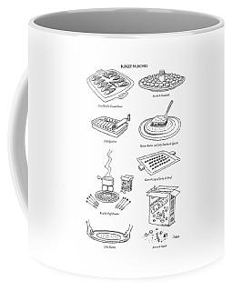 Devilled Ice Cream Cones  Swedish Furballs   Fish Coffee Mug