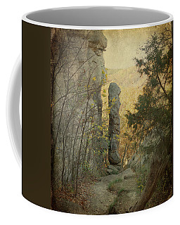 Devil's Smokestack Coffee Mug