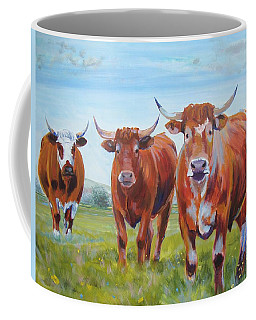 Devon Cattle Coffee Mug