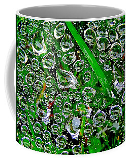 Dew Beads Coffee Mug