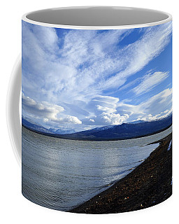 Dezadeash Lake Coffee Mug by Cathy Mahnke
