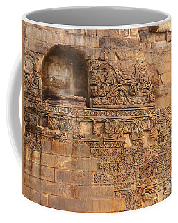 Dhamekh Stupa Detail Coffee Mug