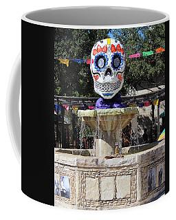 Dia De Los Muertos Coffee Mug by Beth Vincent