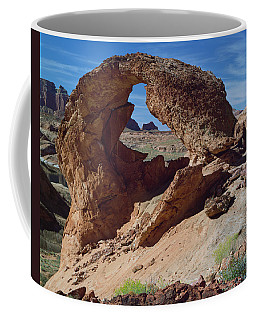 Diagenetic Arch-h Coffee Mug
