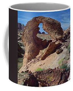 Diagenetic Arch-sq Coffee Mug