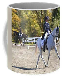Diagonal Warmup Coffee Mug