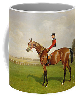 Diamond Jubilee Winner Of The 1900 Derby Coffee Mug