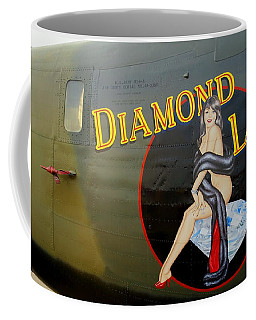 Diamond Lil B-24 Bomber Coffee Mug