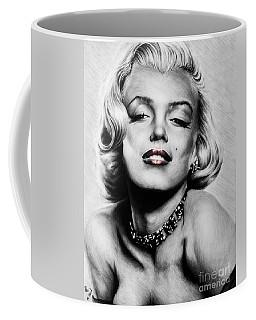 Diamonds Are A Girls Best Friend   Hot Lips Edition Coffee Mug