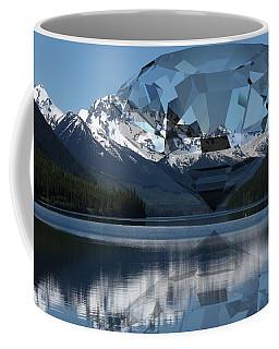 Diamonds Darling Coffee Mug