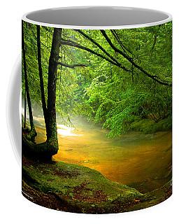 Diana's Bath Stream Coffee Mug