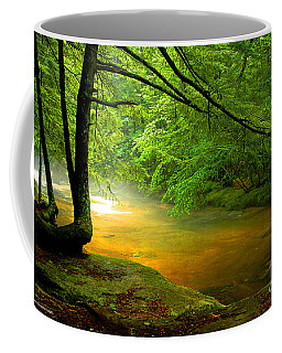 Diana's Bath Stream Coffee Mug