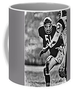 Dick Butkus Coffee Mug