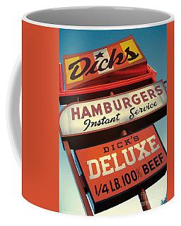 Dick's Hamburgers Coffee Mug