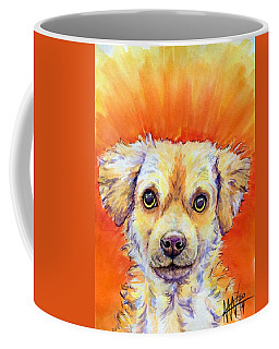 Coffee Mug featuring the painting Diesel by Ashley Kujan