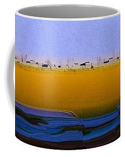 Digital City Landscape - 2 Coffee Mug