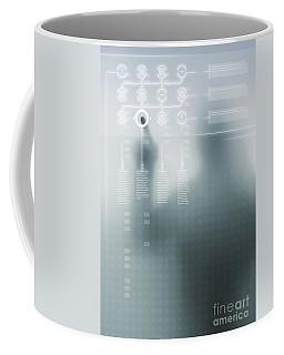 Digital User Interface Coffee Mug