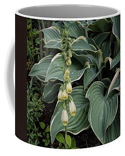 Coffee Mug featuring the photograph Digitalis by Leif Sohlman