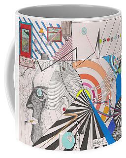 Dimension  Coffee Mug