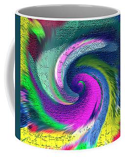Dimensional Doorway Coffee Mug