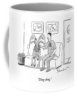 Ding-dong Coffee Mug