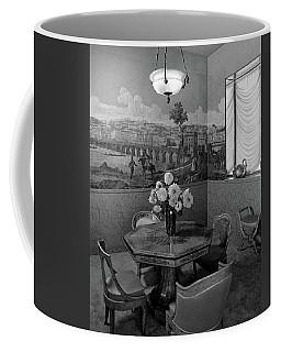 Dining Room In Helena Rubinstein's Home Coffee Mug