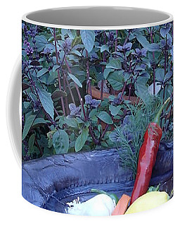 Coffee Mug featuring the photograph Dinner Anyone? by Robert Nickologianis