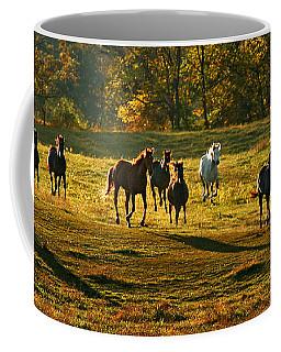 Dinner Bell Coffee Mug