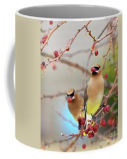 Dinner Date Coffee Mug by Betty LaRue