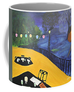 Dinner On The Bayou Coffee Mug