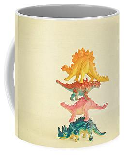 Dinosaur Antics Coffee Mug