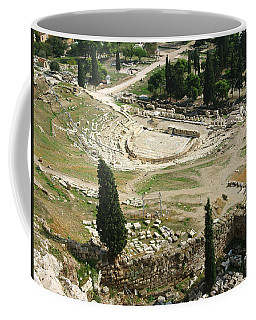 Dionysus Amphitheater Coffee Mug